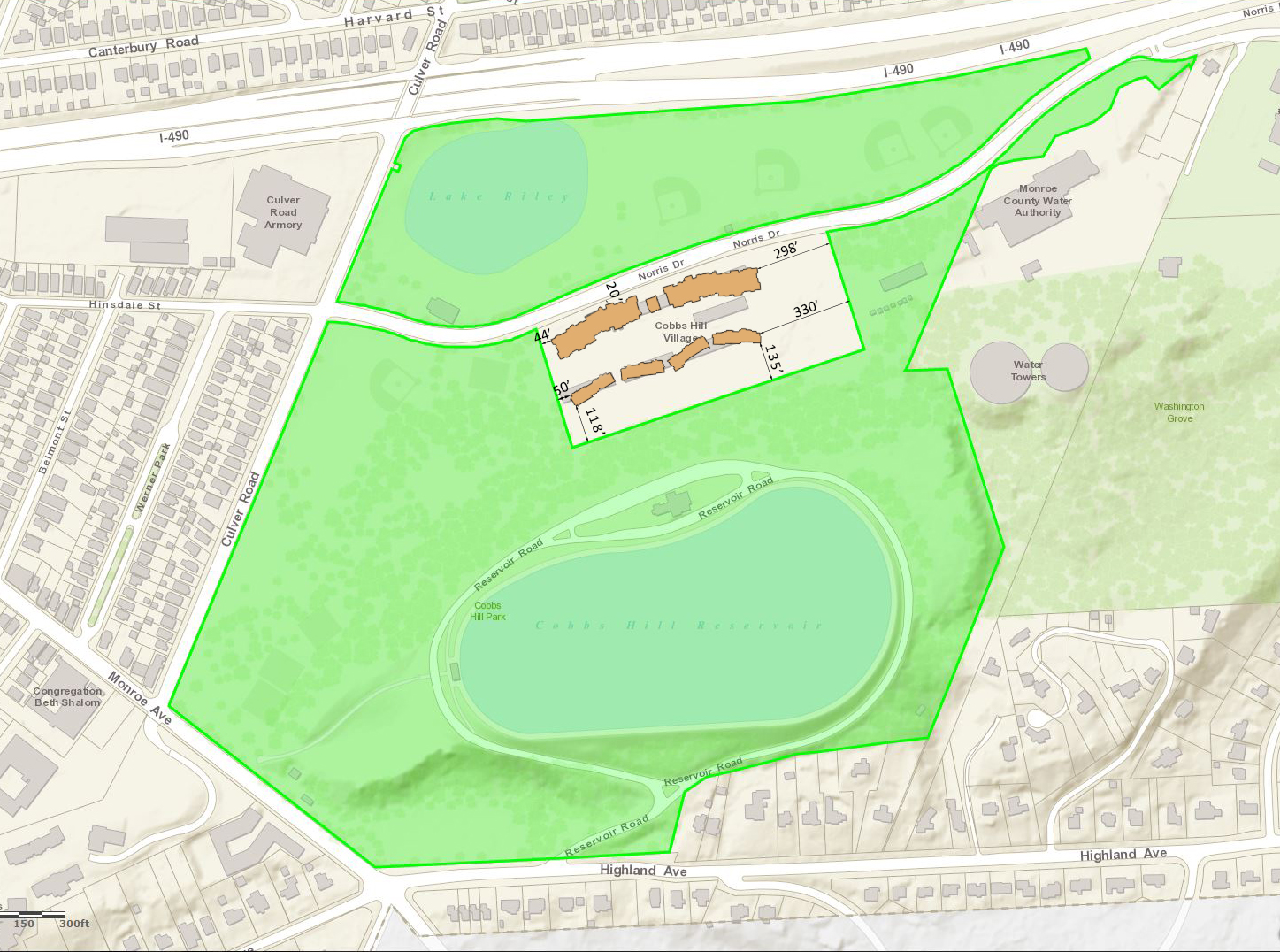 Revised Cobbs Hill Site Plan 4 4 2018